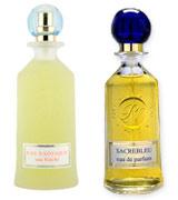 Eau Exotique Eau Fraiche и Sacre Bleu от Parfums de Nicolai