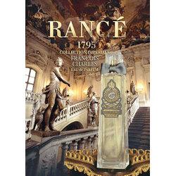 Francois Charles, мужская парфюмерия от Rance 1795