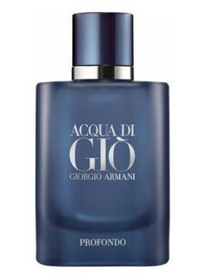 Acqua di Gio Profondo  мужская парфюмерия от Giorgio Armani