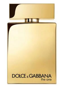 The One Gold мужская парфюмерия от Dolce & Gabbana