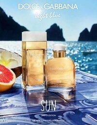 Sun. Новая лимитированная серия Light Blue и Light Blue Pour Homme