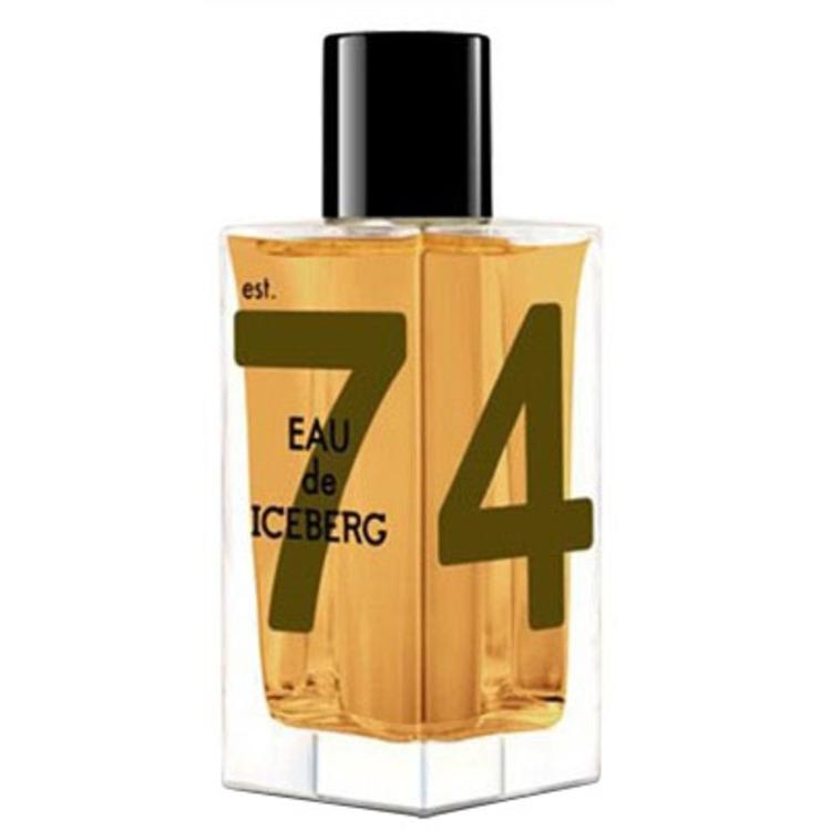 Eau de Iceberg Amber, парфюмерия для мужчин от Iceberg