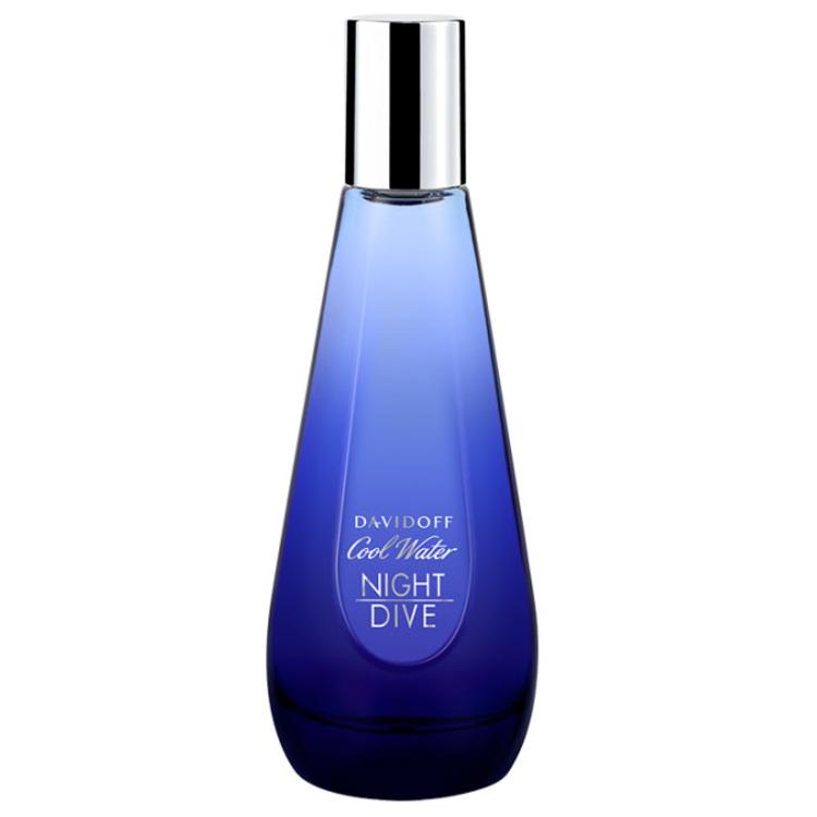 Cool Water Night Dive, парфюмерия для женщин от Davidoff