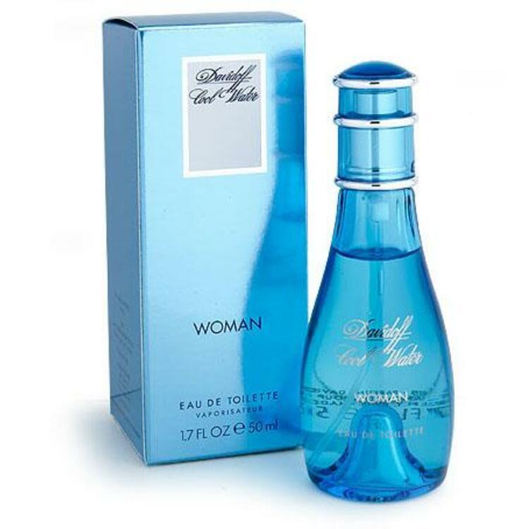 Cool Water, парфюмерия для женщин от Davidoff