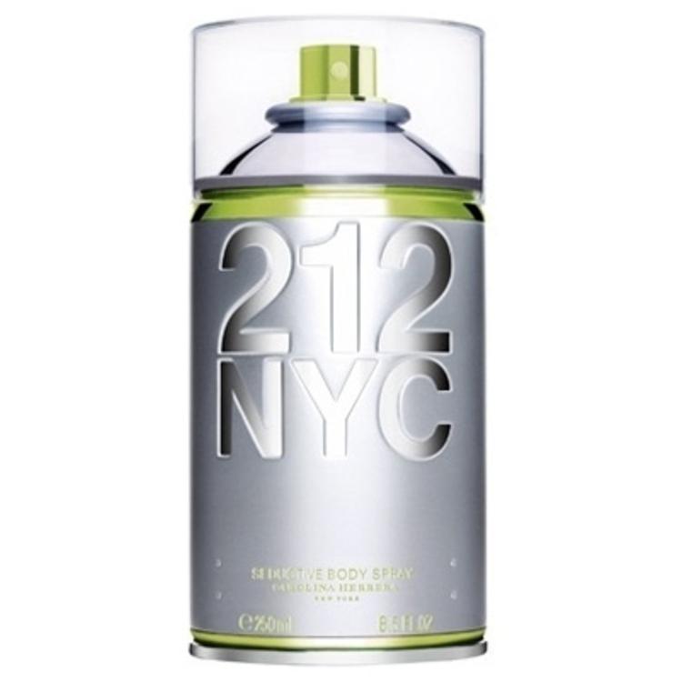 212 NYC, парфюмерия для женщин от Carolina Herrera