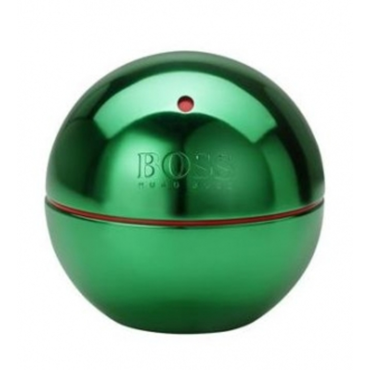 Boss In Motion Green, парфюмерия для мужчин от Hugo Boss