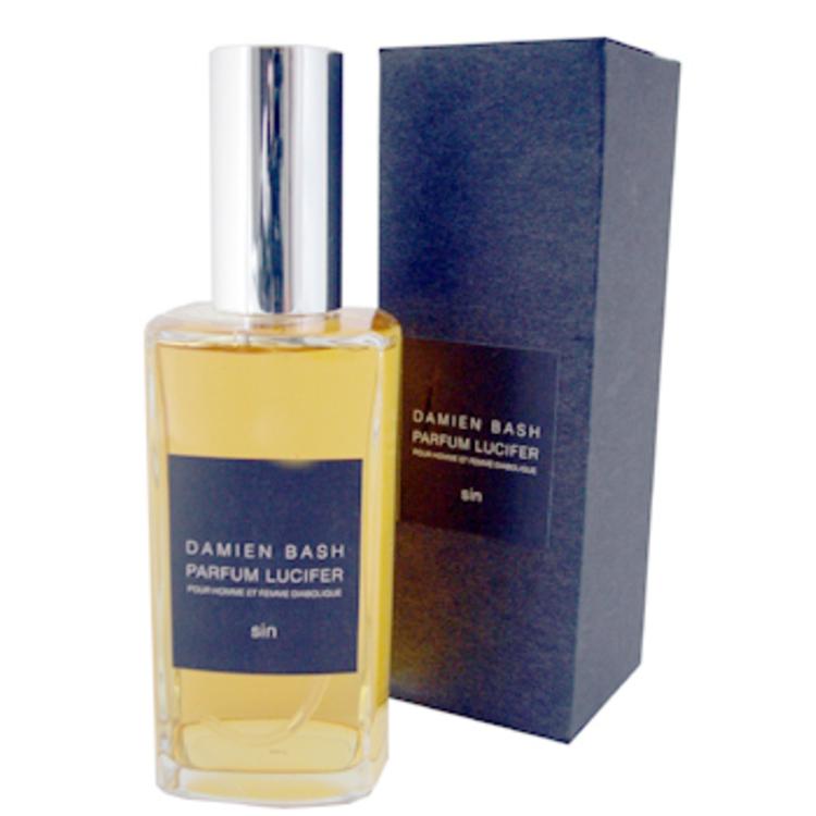 Lucifer Sin, юнисекс парфюмерия от Damien Bash