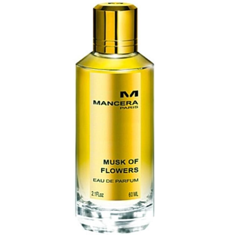 Musk of Flowers, парфюмерия для женщин от Mancera