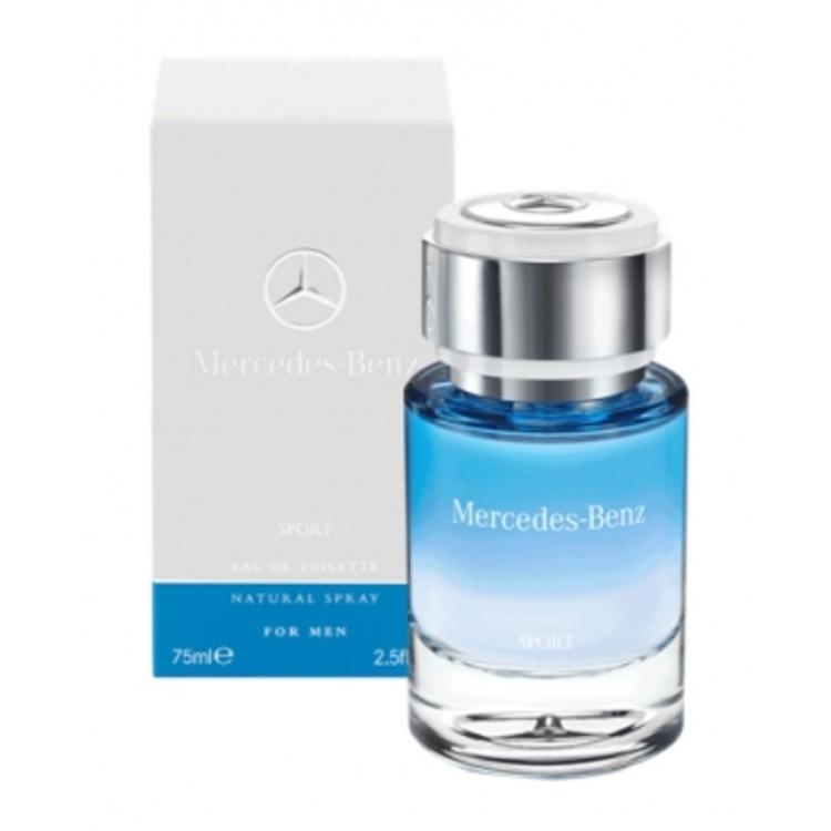 Mercedes Benz Sport, парфюмерия для мужчин от Mercedes-Benz