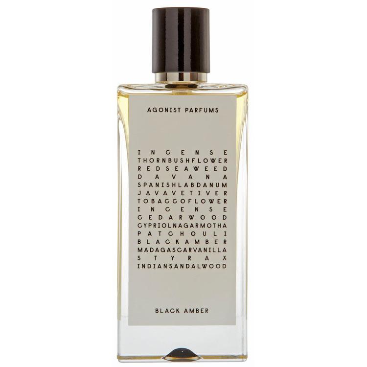 Black Amber, юнисекс парфюмерия от Agonist