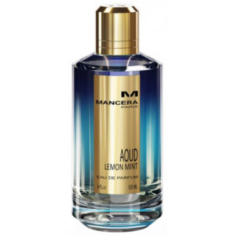 Aoud Lemon Mint, юнисекс парфюмерия от Mancera