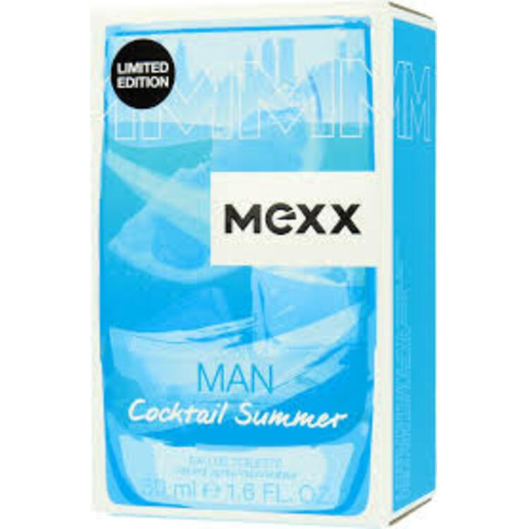 Cocktail Summer, парфюмерия для мужчин от Mexx