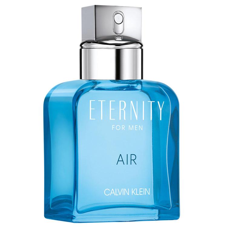 Eternity Air, парфюмерия для мужчин от Calvin Klein