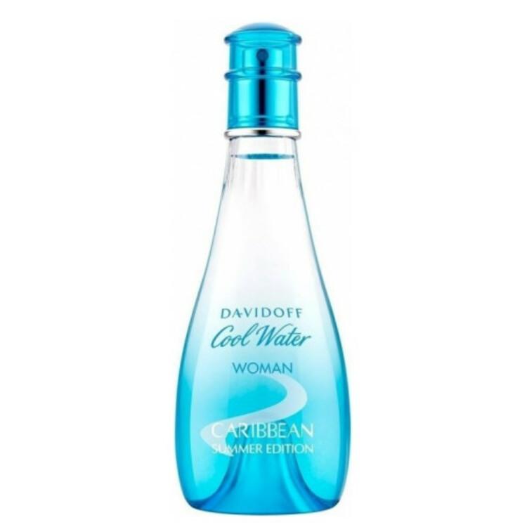 Cool Water Caribbean Summer, парфюмерия для женщин от Davidoff