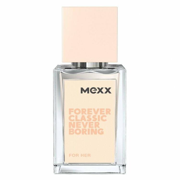 Forever Classic Never Boring, парфюмерия для женщин от Mexx