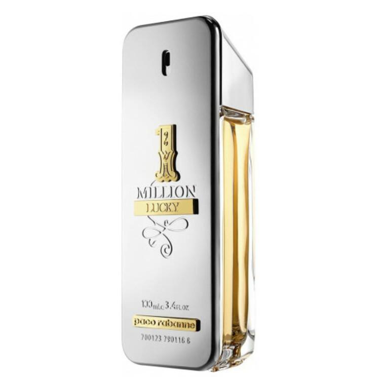 1 Million Lucky, парфюмерия для мужчин от Paco Rabanne