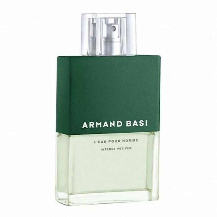 L`eau Pour Homme Intense Vetiver, парфюмерия для мужчин от Armand Basi