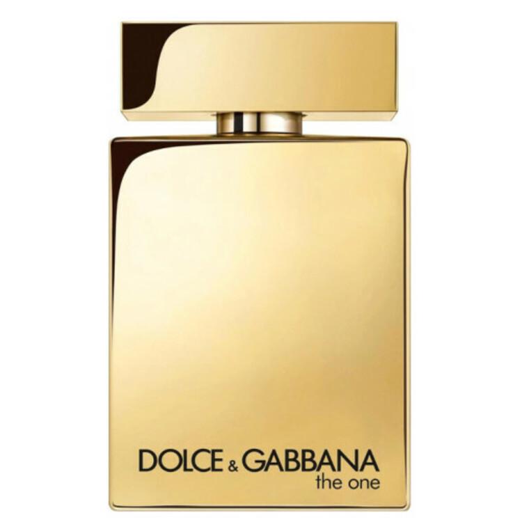 The One Gold, парфюмерия для мужчин от Dolce & Gabbana