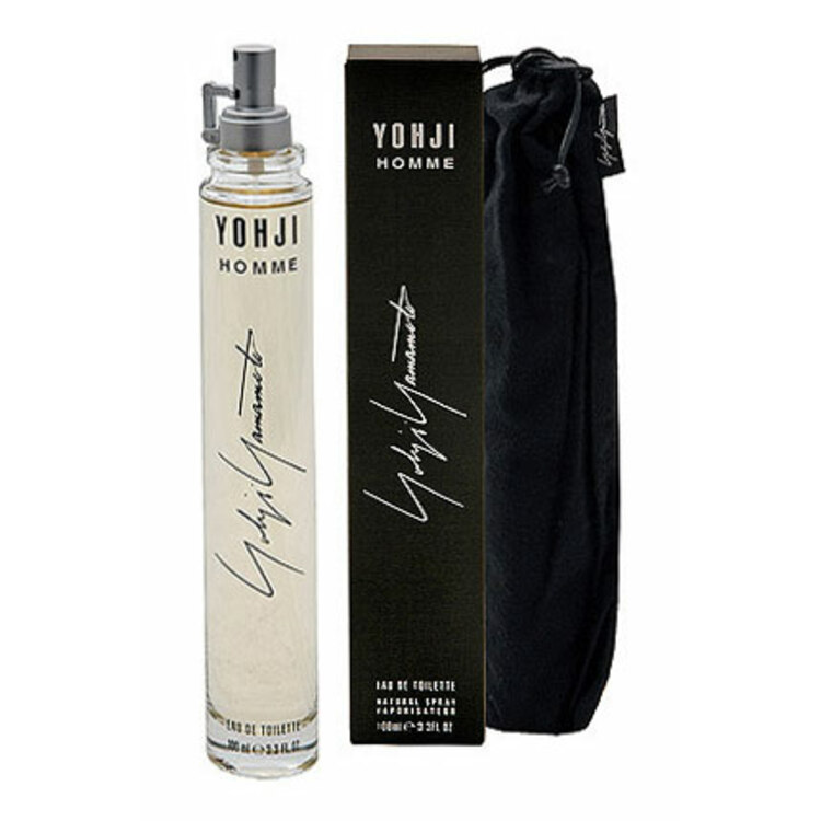 Yohji Homme, парфюмерия для мужчин от Yohji Yamamoto