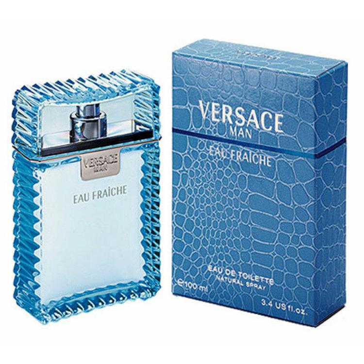 Versace Eau Fraiche, парфюмерия для мужчин от Versace