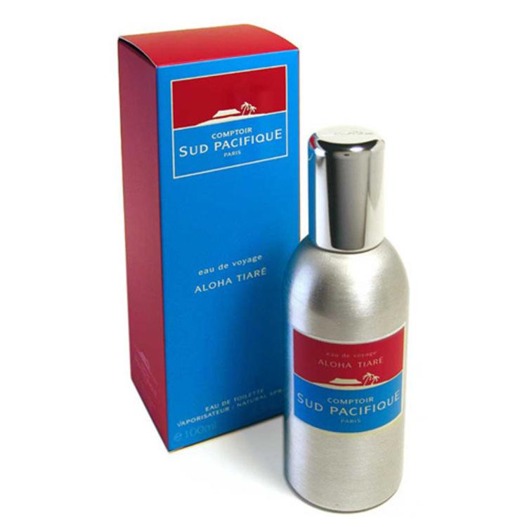 Aloha Tiare, парфюмерия для женщин от Comptoir Sud Pacifique
