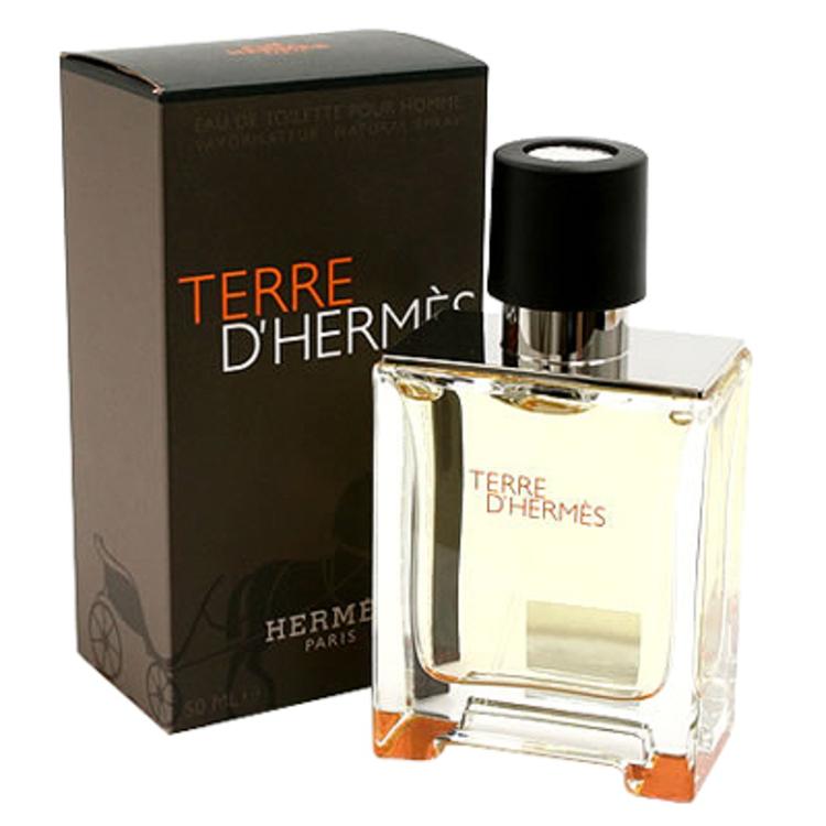 Terre D`Hermes, парфюмерия для мужчин от Hermes