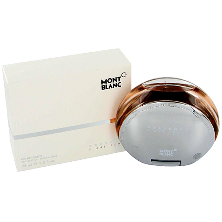 Presence d`Une, парфюмерия для женщин от Mont Blanc