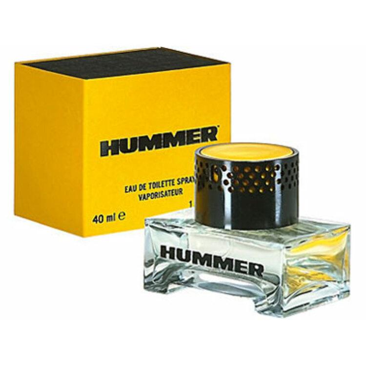 Hummer, парфюмерия для мужчин от Hummer