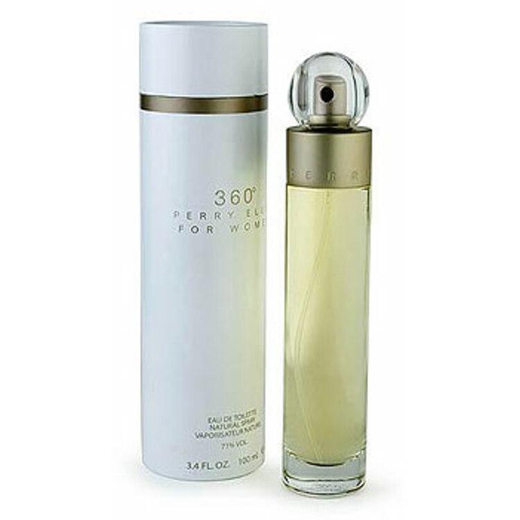 360°, парфюмерия для женщин от Perry Ellis