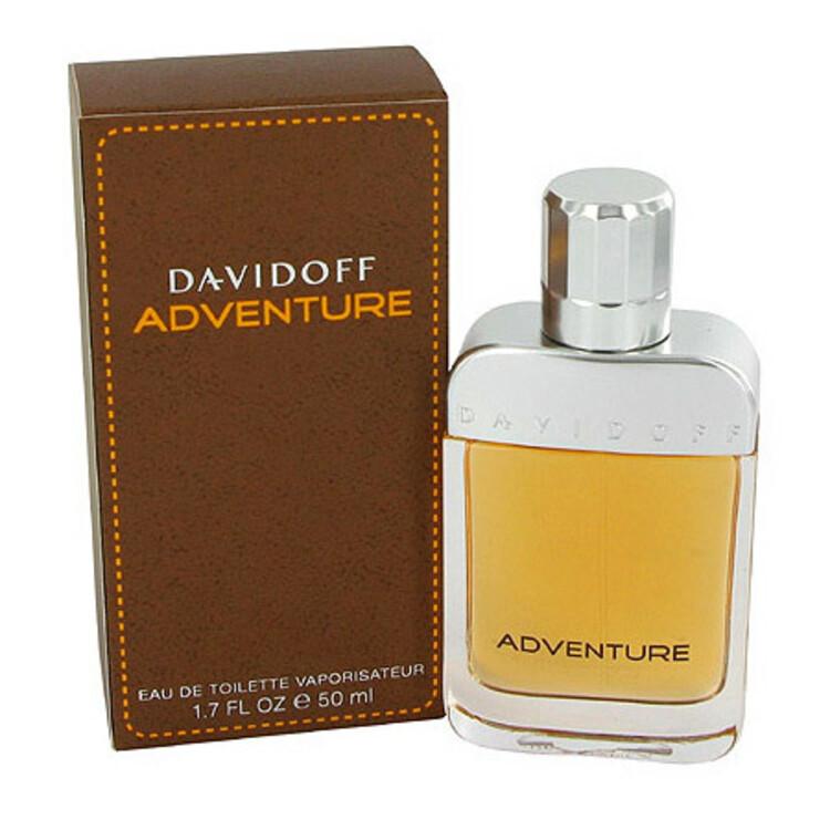 Adventure, парфюмерия для мужчин от Davidoff