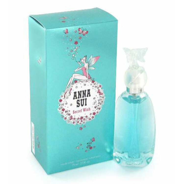 Secret Wish, парфюмерия для женщин от Anna Sui