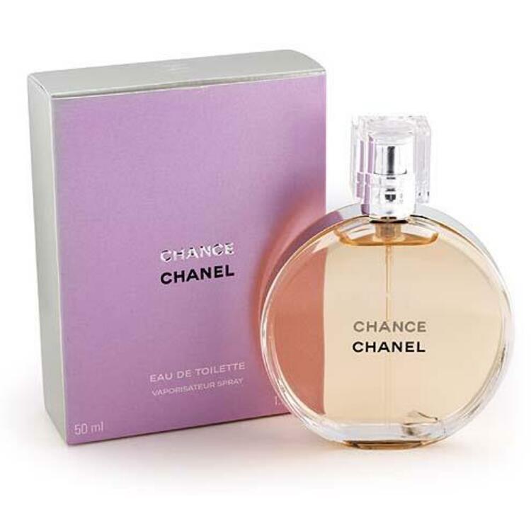Chance, парфюмерия для женщин от Chanel