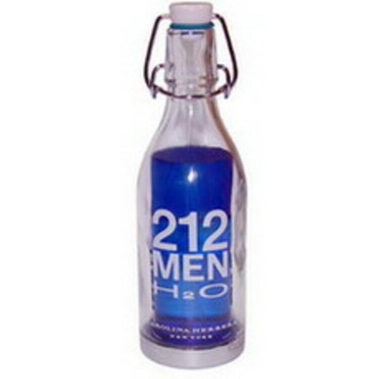 212 H2O, парфюмерия для мужчин от Carolina Herrera