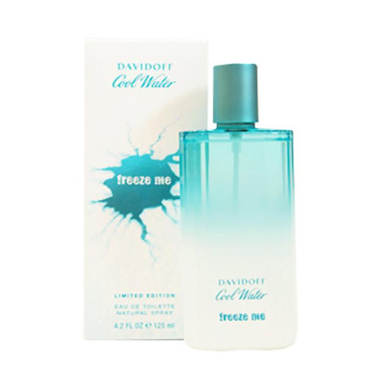 Cool Water Freeze Me, парфюмерия для мужчин от Davidoff