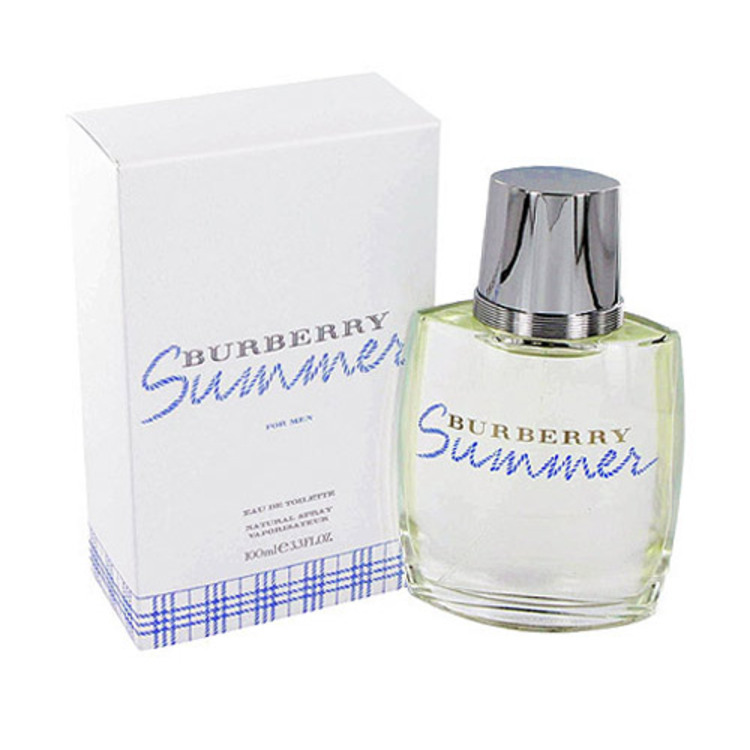 Burberry Summer, парфюмерия для мужчин от Burberry