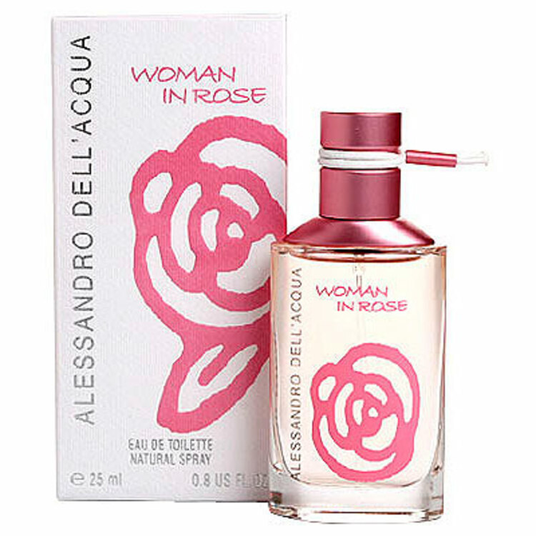 In Rose, парфюмерия для женщин от Alessandro Dell`Acqua