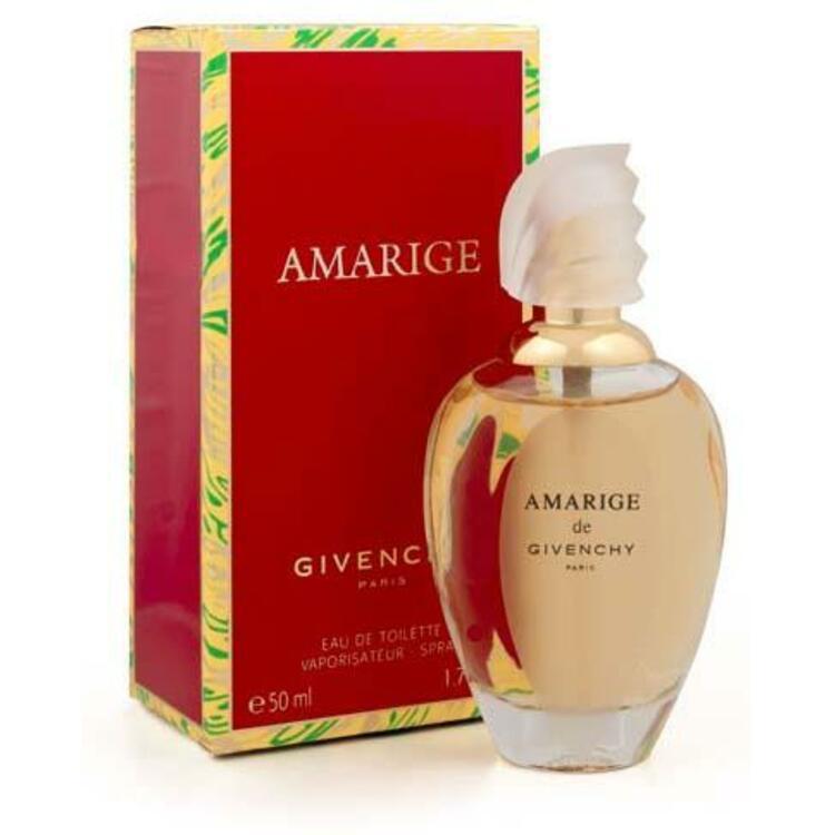 Amarige, парфюмерия для женщин от Givenchy