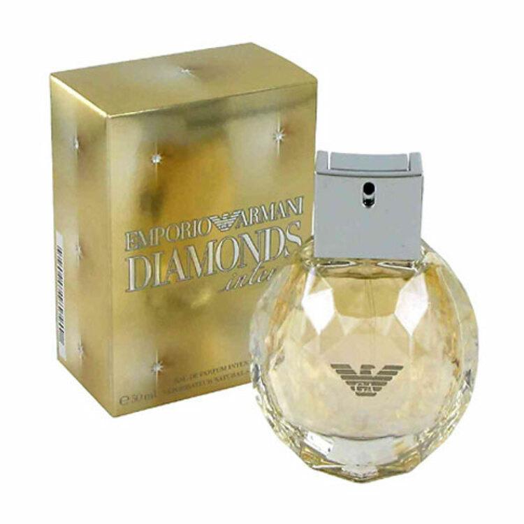 Emporio Armani Diamonds Intense, парфюмерия для женщин от Giorgio Armani