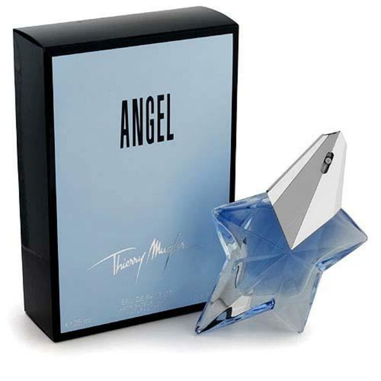 Angel, парфюмерия для женщин от Thierry Mugler