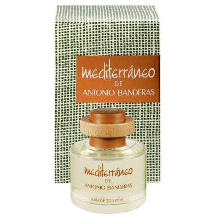 Mediterraneo, парфюмерия для мужчин от Antonio Banderas