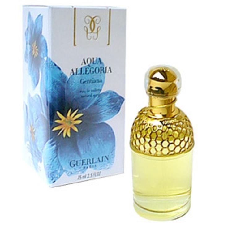 Aqua Allegoria Gentiana, парфюмерия для женщин от Guerlain