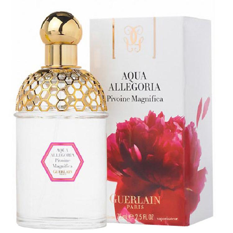 Aqua Allegoria Pivione Magnifica, парфюмерия для женщин от Guerlain
