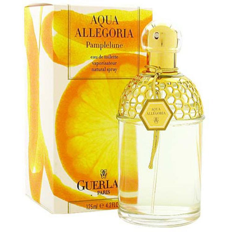 Aqua Allegoria Pamlelune, парфюмерия для женщин от Guerlain