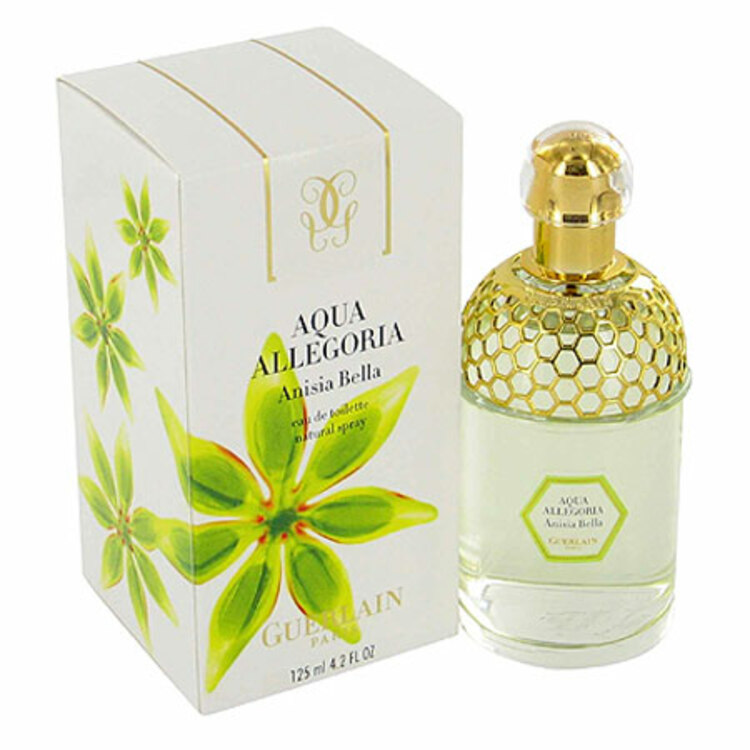 Aqua Allegoria Anisia Bella, парфюмерия для женщин от Guerlain