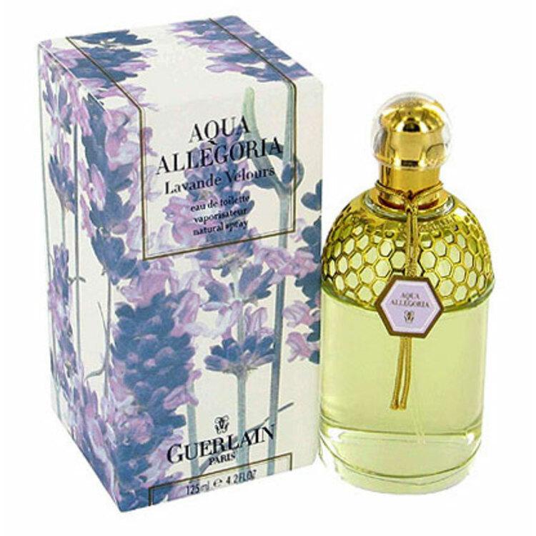 Aqua Allegoria Lavande Velours, парфюмерия для женщин от Guerlain