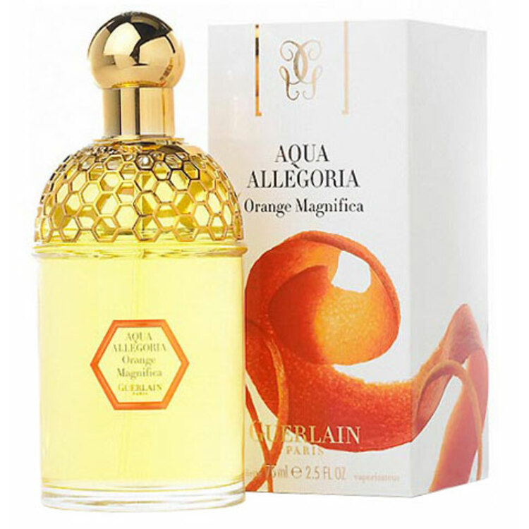 Aqua Allegoria Orange Magnifica, парфюмерия для женщин от Guerlain