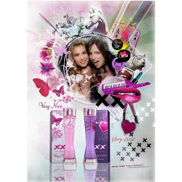 XX by Mexx Very Nice, парфюмерия для женщин от Mexx