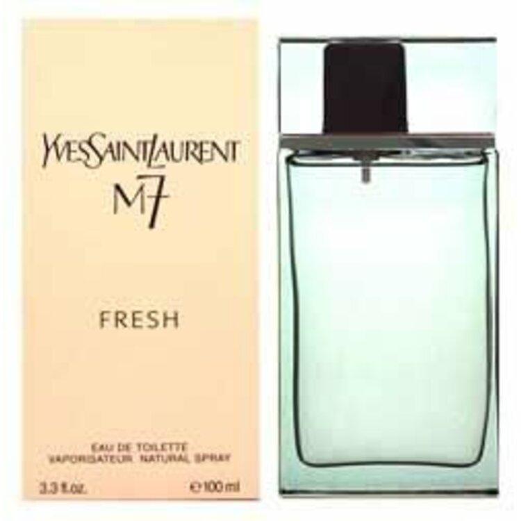M7 Fresh, парфюмерия для мужчин от Yves Saint Laurent