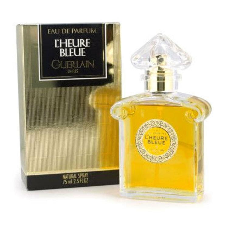 L`Heure Blue, парфюмерия для женщин от Guerlain