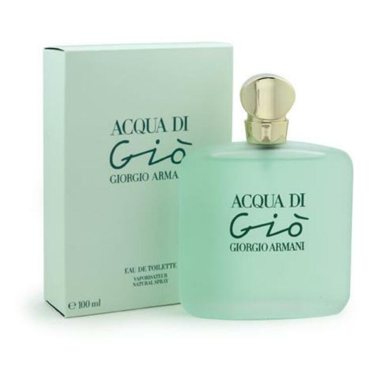 Aqua Di Gio, парфюмерия для женщин от Giorgio Armani